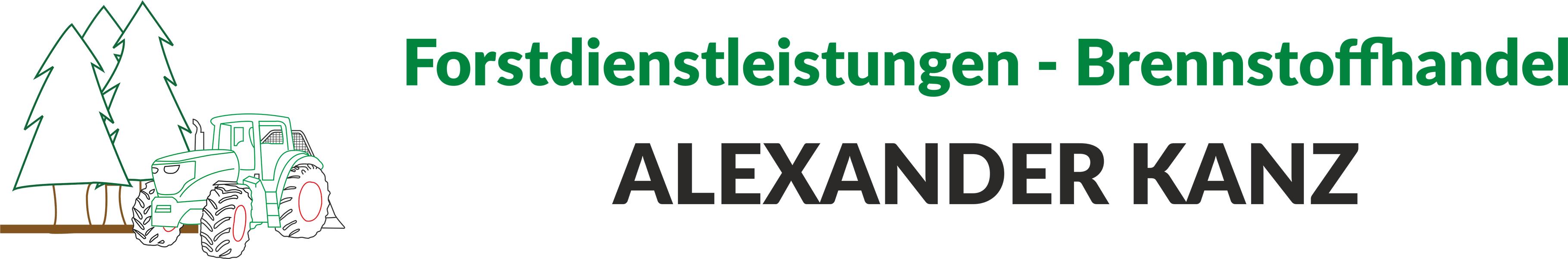 Forstdienstleistungen & Brennstoffhandel Alexander Kanz